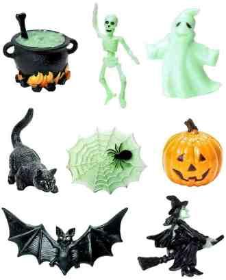 Safari Ltd Halloween toobs