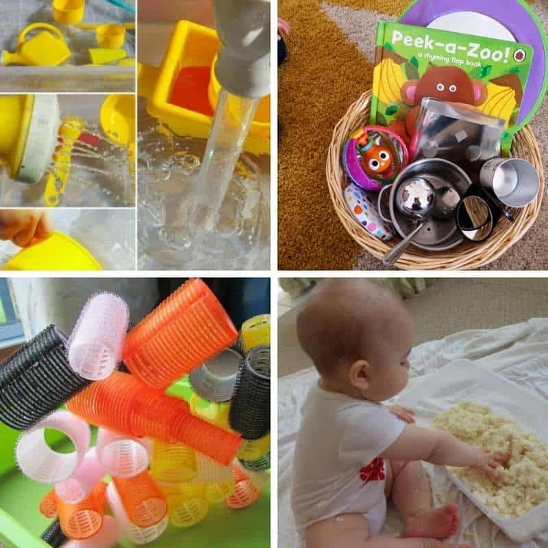 Activities for Babies 6-12 Months
