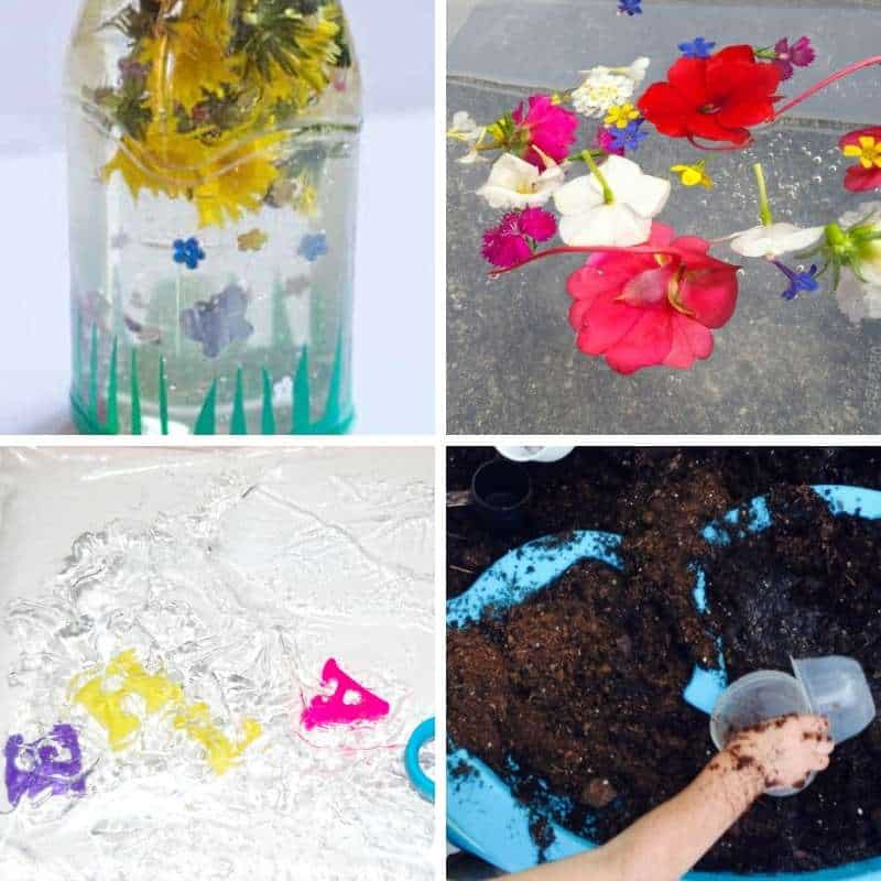 sensory activities for summer fun