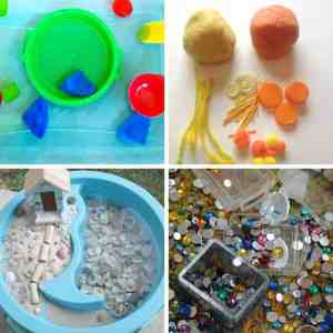 Summer Sensory Play Ideas for Toddlers