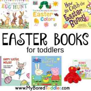 Easter Books for Toddlers – Picture Books & Board Books