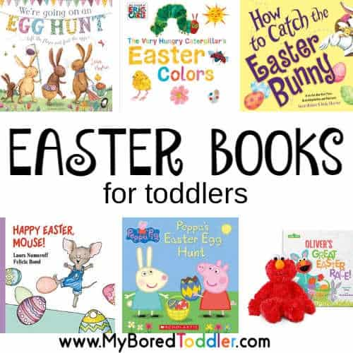 Easter books for toddlers feature