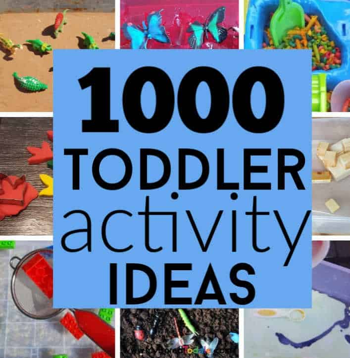 toddler activities collection