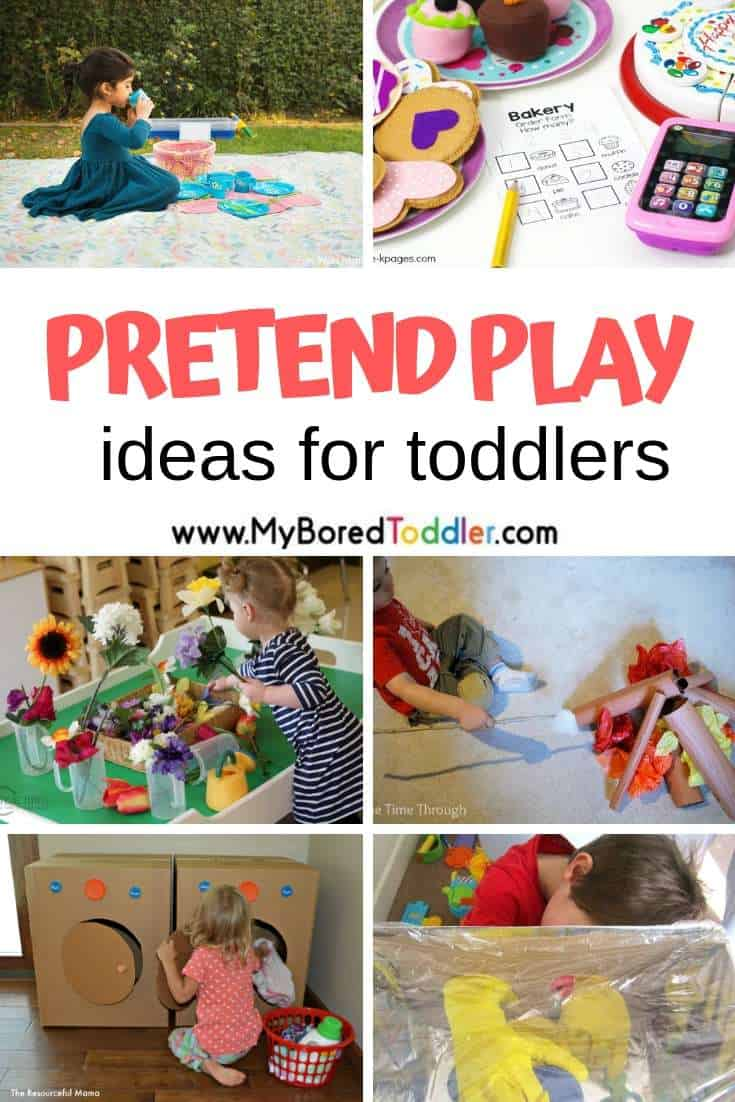 pretend play ideas for toddlers and preschoolers