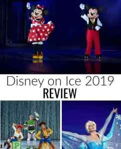 Disney on Ice 2019 review
