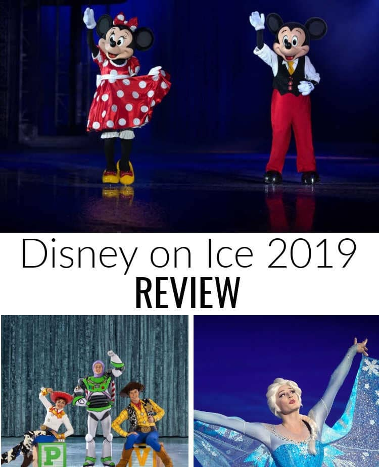 Disney on Ice Review – 2019 – Disney on Ice Celebrates Mickey and Friends