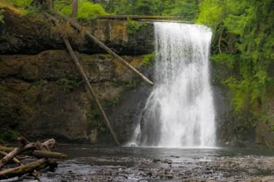 silver falls oregon