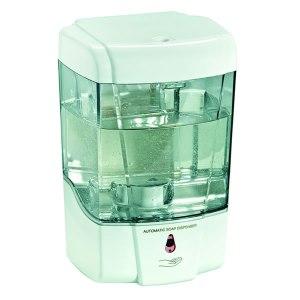 Distributeur de gel hydroalcoolique sans contact réservoir