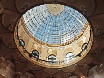Winter Gardens foyer
