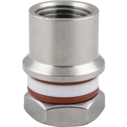 SS Brew Tech Thermometer coupling