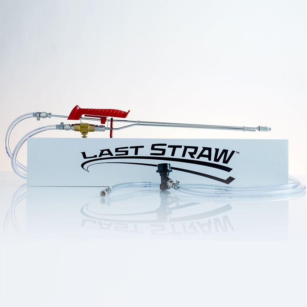Last Straw Ball Lock Version