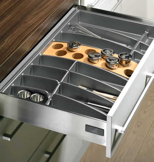 Portaposate E Organizzazione Cassetti Per Cucine Mybricoshop