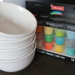 Painted Ceramic Bowls Paint Your Own Dishes Your Way My Bright Ideas