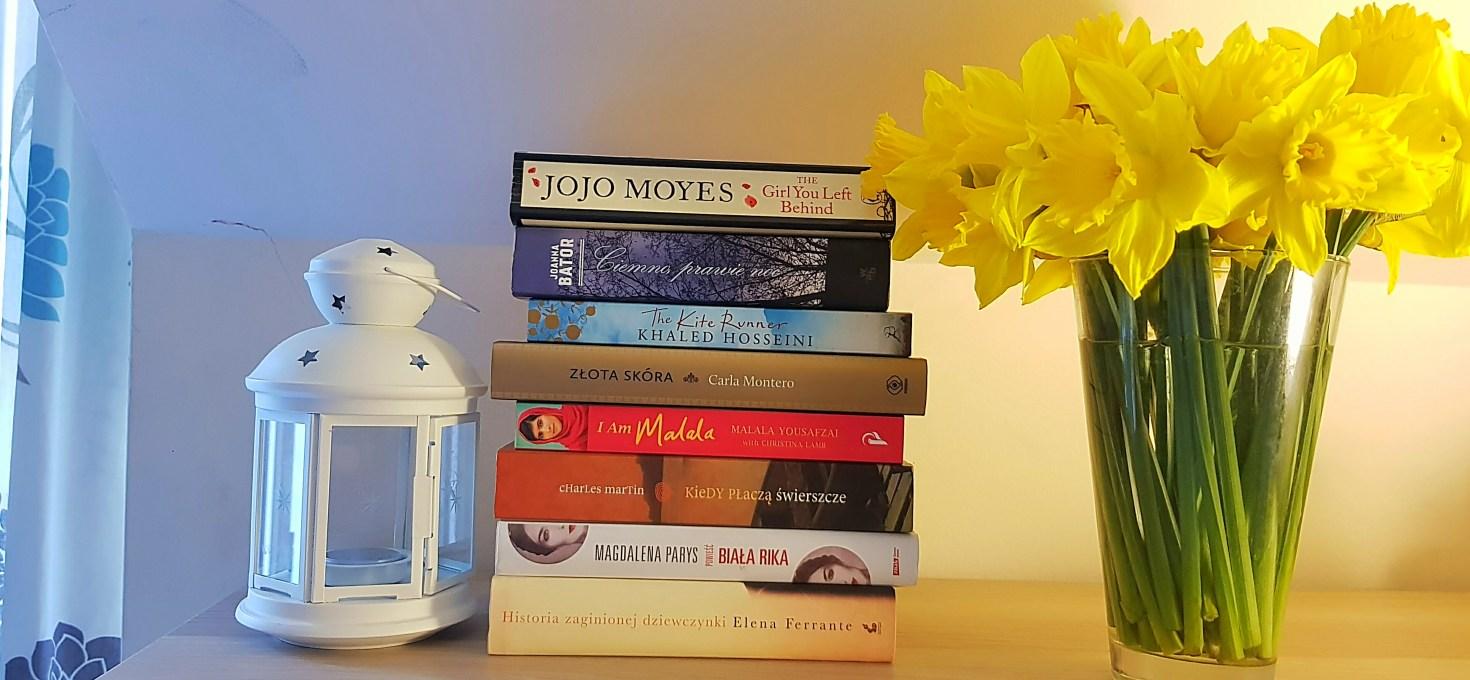 Przeczytaj i podaj dalej czyli – Wielka Wymiana Książkowa
