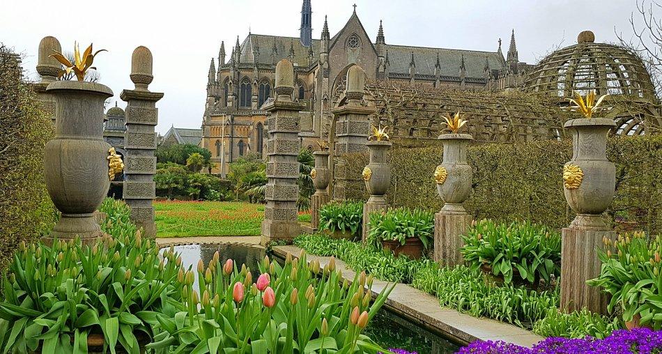 Ogród hrabiego Norfolk