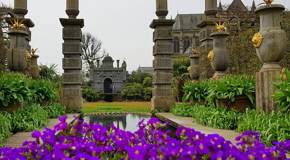 Królewskie ogrody Arundel