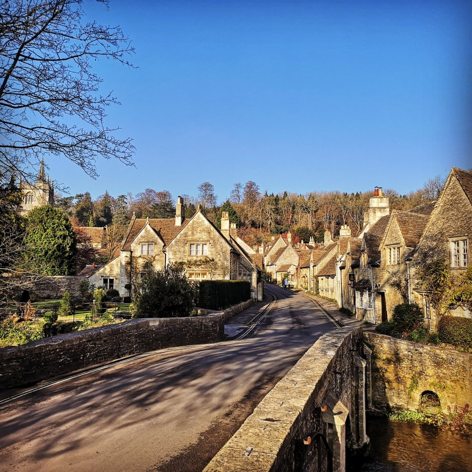 Weekend w Cotswolds