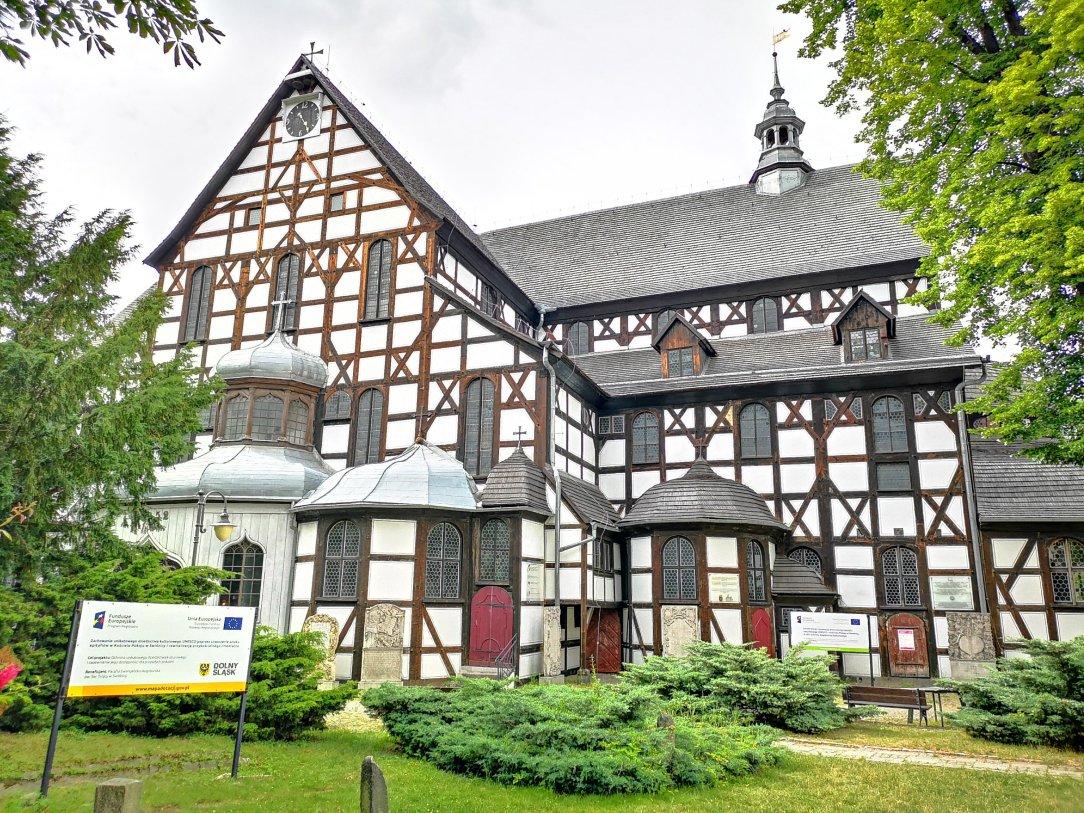 Perełki Dolnego Śląska i świdnicki Kościół Pokoju