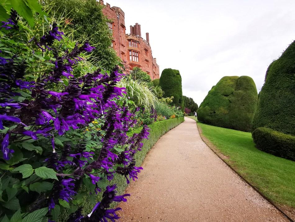 Ogrody zamku Powis
