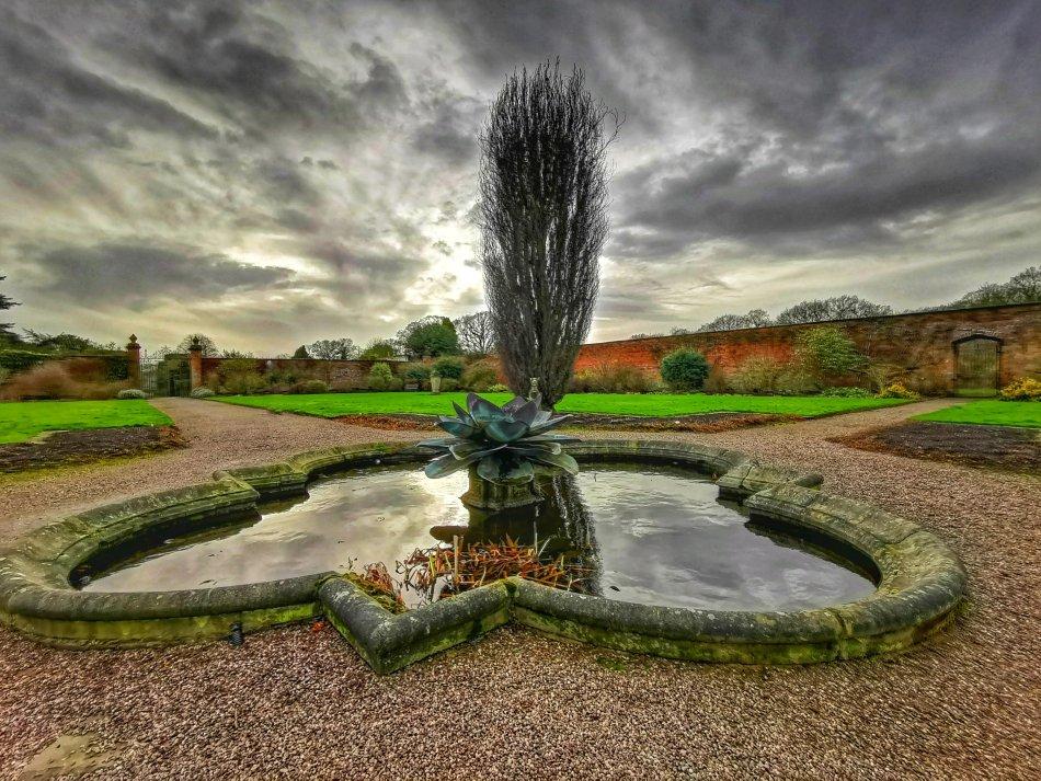 Ogrody i park w Cheshire