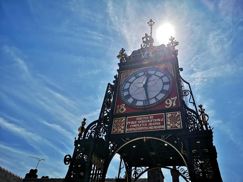 Letni dzień w Chester