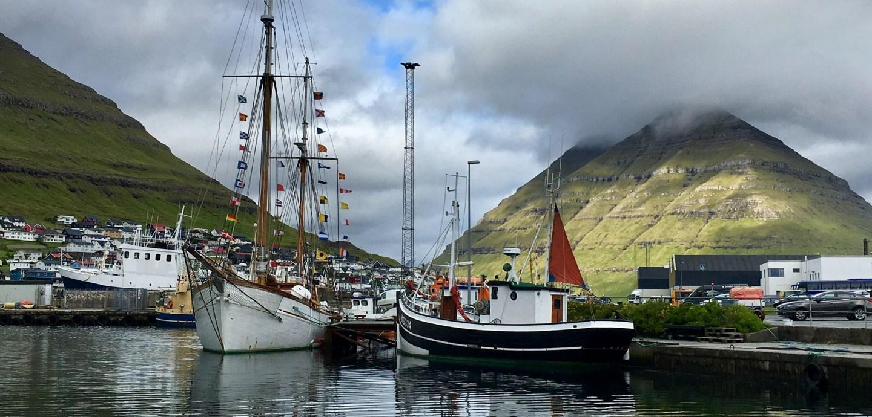 Klaksvík - cykl wpisów gościnnych 2020