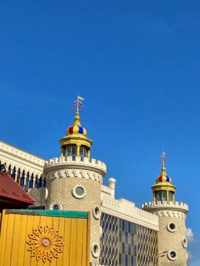 tatarska wioska w Kazaniu