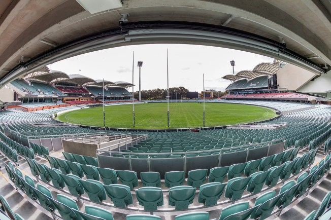 Stadion w Adelaide