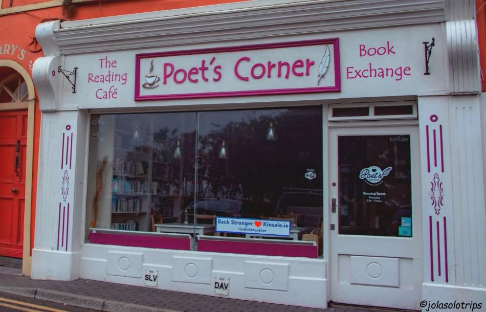 Poet's corner Kinsale