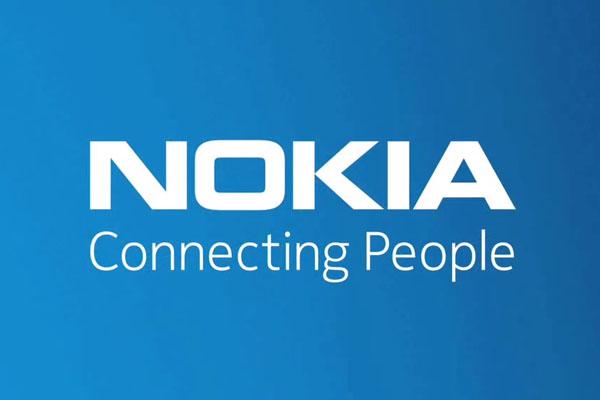 Nokia Connecting People logo