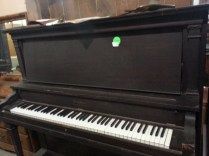 Played a short tune on this piano