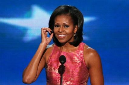 Post image for Transcript Of Michelle Obama's Speech At the 2012 Democratic National Congress: It's INCREDIBLE.