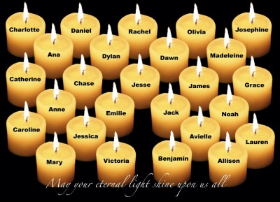 The Children of Newtown Connecticut