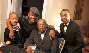 Four generations of Chaney