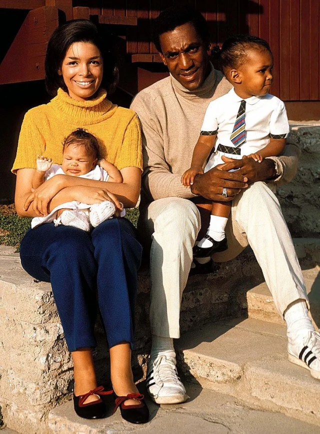Bill Cosby with Children