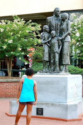 African-American Monument Savannah