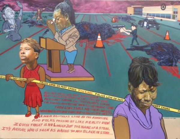 Black Mothers Of Slain Sons