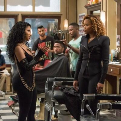 Nicki Minaj Eve Barbershop 3