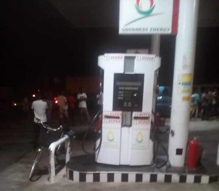 E/R: Armed robbers attack fuel station at Akyem Osiem, one-shot Dead 3