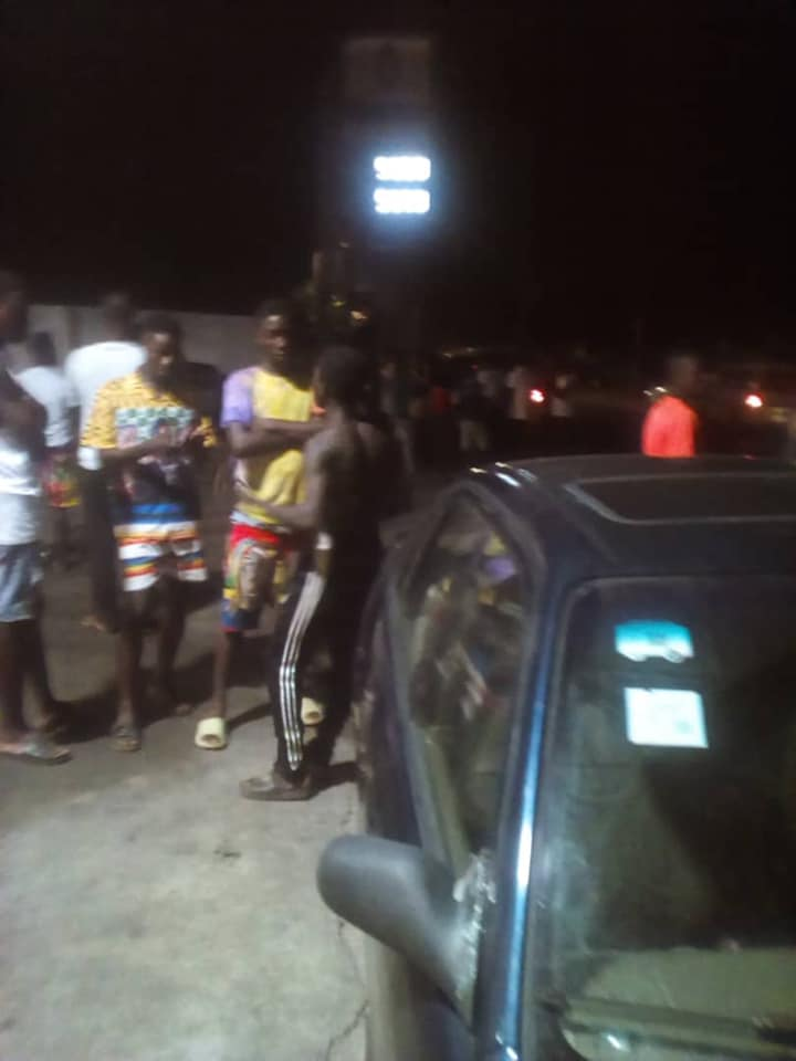 E/R: Armed robbers attack fuel station at Akyem Osiem, one-shot Dead 4