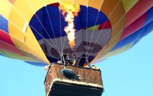 기구(Hot air balloon)타기