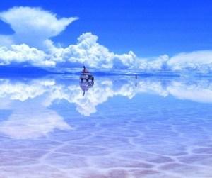 볼리비아 유우니 소금사막 여행