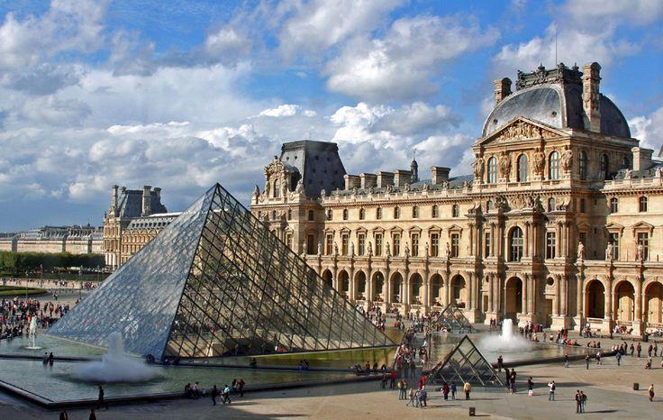 루브르박물관(Louvre Museum) 관람