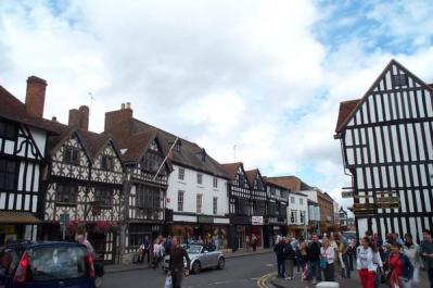 셰익스피어의 고향 스트렛퍼드 어폰 에이본(Stratford upon Avon)가보기