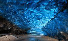 인터스텔라 촬영지, 스카프타펠 빙하에서 걷기