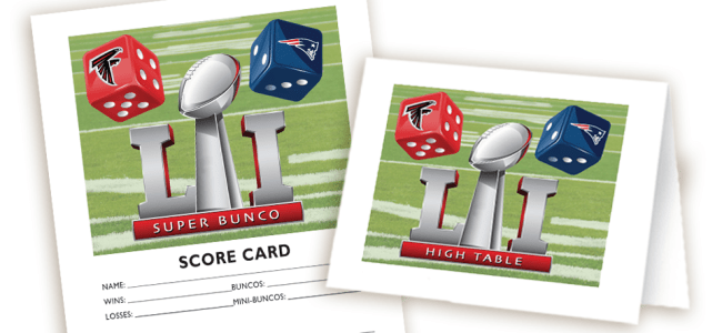 Super Bowl Bunco