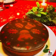 Chocolate and hazelnut christmas torte, ecco la ricetta: http://wp.me/p2x5x0-YJ