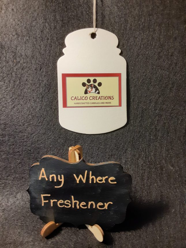 ANY WHERE FRESHENER