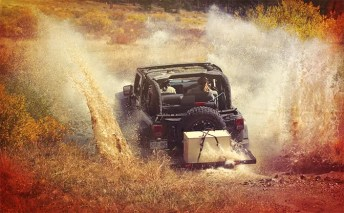 Jeep Off-Road Action Adventure