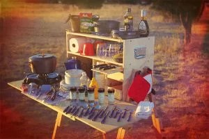 My Camp Kitchen Outdoorsman